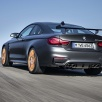 Imagini oficiale BMW M4 GTS