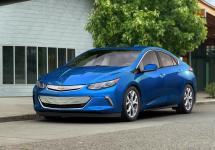 Chevrolet dezvăluie oficial modelul Volt 2016; vehicul hybrid ce promite o autonomie de 85 km în modul electric