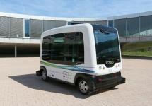 Autobuzele electrice autonome EZ10 ale celor de la EasyMile sunt gata să intre în funcţiune în California şi Singapore
