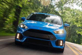 Noul Ford Focus RS vine cu o funcţie care anulează rapid calarea motorului