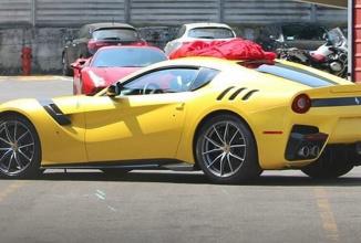 Ferrari F12 VS ar putea fi lansat în această săptămână; aflăm și câteva detalii despre motorizări