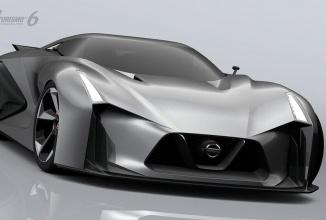 Nissan va lansa o versiune de stradă a bolidului 2020 Vision Gran Turismo ce este reprezentat în jocul video cu același nume