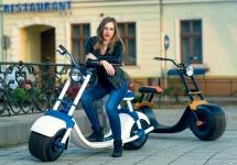 Scooterson este un scuter inteligent dezvoltat în România de un startup local; Primele precomenzi încep în această lună
