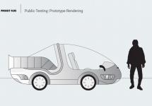 Google scapă pe web planuri pentru un automobil care călătoreşte în timp; Evident e o farsă omagială pentru Back to the Future