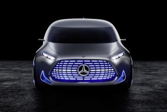 Tokyo Motor Show: Mercedes dezvăluie conceptul Vision Tokyo, un mini-van al viitorului