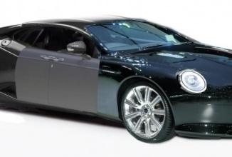 Iată cum arată mașina perfectă în viziunea publicului britanic; poate una dintre cele mai ciudate randări văzute vreodată