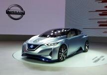 Tokyo Motor Show 2015: Nissan prezintă automobilul electric autonom IDS, ce ar putea inspira viitorul Nissan Leaf