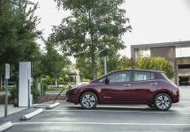 Nissan oferă acum încărcare gratuită pentru automobilele sale electrice Leaf în multiple oraşe din SUA