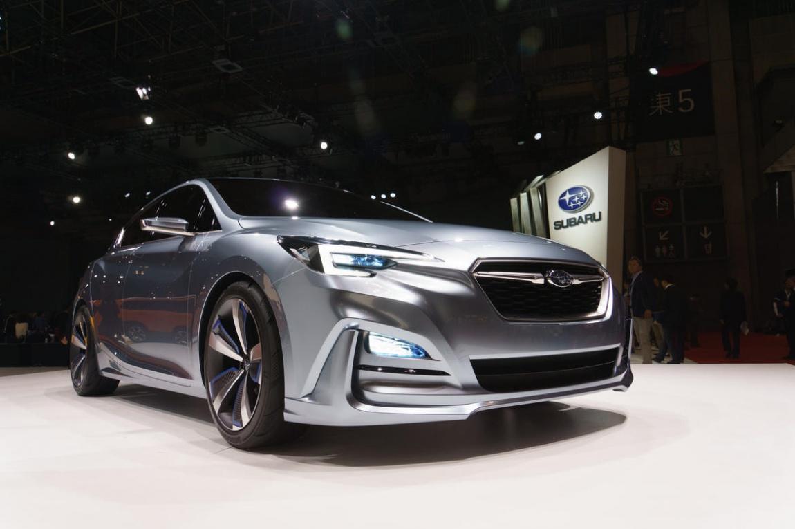 Imagini Tokyo Motor Show 2015 Subaru Impreza