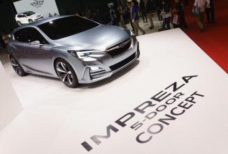 Tokyo Motor Show 2015: Subaru Impreza în varianta concept cu 5 uşi oferă indicii despre un viitor hatch Subaru