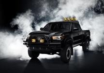 """Toyota celebrează ziua """"Back to the Future"""" cu un concept pentru pickup-ul Tacoma"""