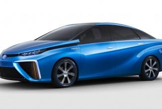 Toyota are în plan comercializarea a 30.000 automobile cu propulsie pe hidrogen, până în 2020