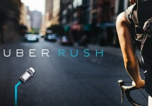Uber lansează serviciul de livrări UberRush, alienând în curând şi companiile de curierat (Video)