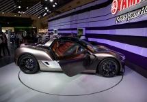 Tokyo Motor Show 2015: Yamaha prezintă Sports Ride Concept, un automobil cu 2 locuri inspirat de motociclete, Formula 1