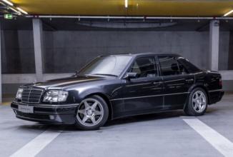 Mercedes-Benz vinde acum automobile retro direct din muzeul propriu; iată câteva dintre acestea