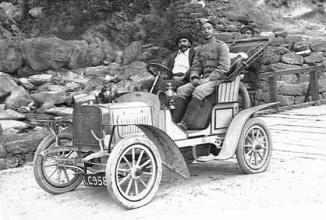 Istoria automobilului: LK Voiturette A, prima mașină Skoda construită acum mai bine de 110 ani
