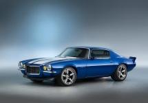 Chevrolet Camaro 1970 primeşte un motor de 650 de cai putere cu ocazia SEMA 2015