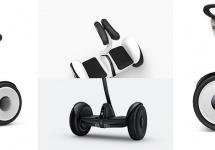 Scooter-ul electric, cel mai interesant mijloc de transport pe 2 roți, poate fi un cadou inspirat de sărbători; iată 3 modele cu prețuri interesante