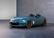 SEMA 2015: Mazda prezintă noul concept MX-5 Speedster 2016