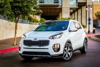 KIA dezvăluie modelul 2017 Sportage; un crossover ce vine cu suport Apple CarPlay și Android Auto