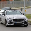 Imagini spion 2017 Mercedes-Benz C-Class Cabriolet