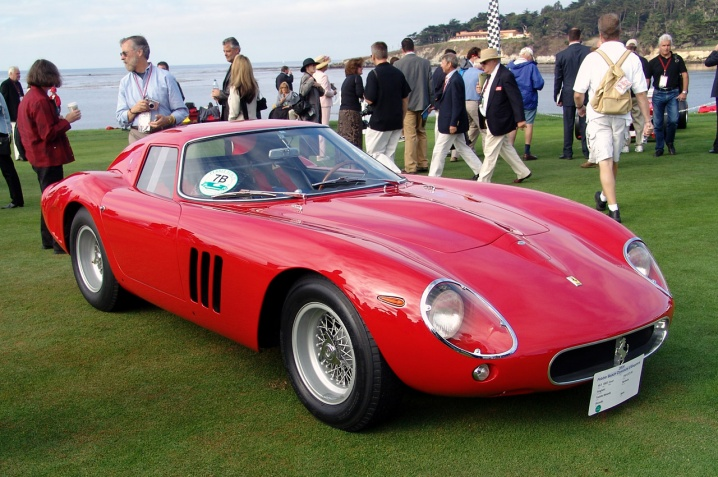 Imagine Ferrari 250 GTO