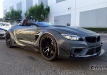 Iată cum arată cel mai agresiv BMW Z4 de pe piață, vehicul modificat de către compania Bulletproof Automotive