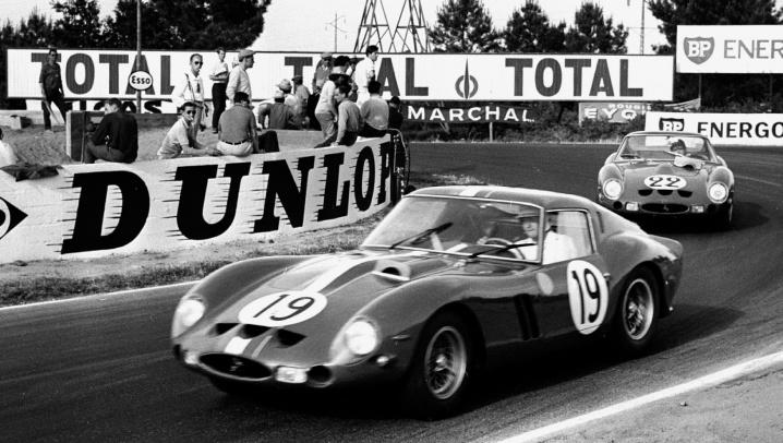Ferrari 250 GTO Cursa Le Mans