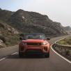 Imagini oficiale 2017 Range Rover Evoque Convertible