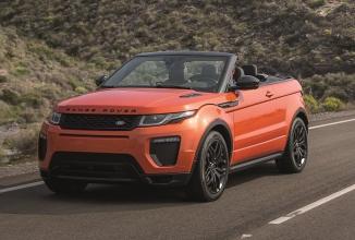 Range Rover dezvăluie un SUV decapotabil; se numește 2017 Evoque Convertible și costă 50.475 dolari