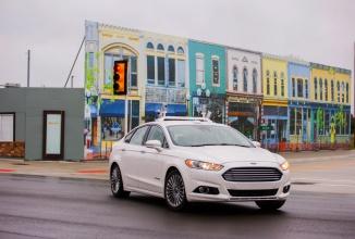 Ford începe testarea de vehicule autonome într-un mediu controlat denumit MCity (Video)