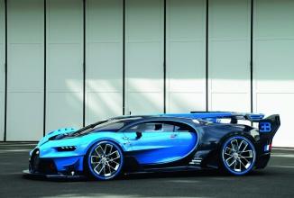 Noi detalii despre Bugatti Chiron ies la iveală; aflăm câți cai putere se vor afla sub capotă