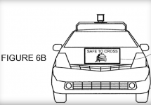Un nou brevet prezintă modul în care automobilele autonome Google vor comunica cu pietonii