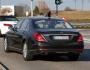 Imagini spion 2016 Mercedes-Benz S-Class facelift