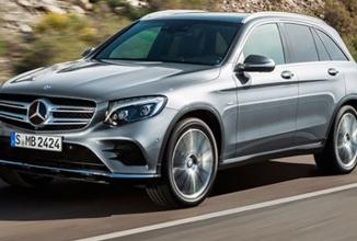 Mercedes ar pregăti un model GLC cu celulă de alimentare cu hidrogen; Gata până în 2018!