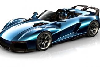 Rezvani Beast X primeşte un upgrade la motorul său de 2.4 litri cu 4 cilindri, care îl duce la 700 de cai putere