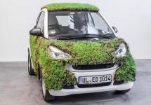 Cât de eco poate fi un Smart ForTwo? Moovel Lab vine cu o soluție inedită de a reduce emisiile de CO2