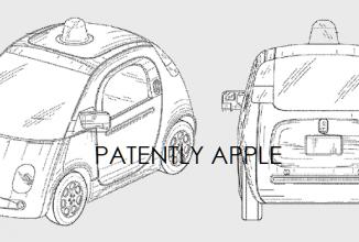 Brevetul pentru următorul automobil autonom Google nu include pedala de frână sau volan