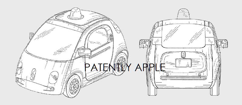 vehicle patent usa