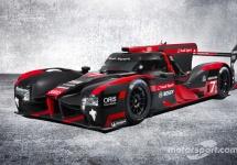 Audi prezintă modelul R18 E-Tron Quattro LMP1 actualizat, menit pentru cursele FIA World Endurance 2016