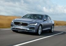Volvo dezvăluie sedan-ul de lux S90; iată cum arată rivalul lui BMW Seria 5