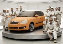 Cea mai scumpă mașină Skoda din istorie, este una comestibilă; iată modelul Fabia de 500.000 lire