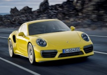 Porsche 911 Turbo şi Turbo S pregătite pentru debutul la Salonul Auto de la Detroit ediţia 2016