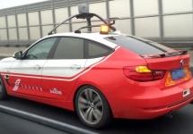 Mașina autonomă pregătită de platforma chineză Baidu, trece de testele inițiale