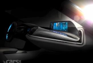 BMW postează un teaser pentru tehnologia AirTouch, ce permite controlul prin gesturi la bordul automobilului; Va sosi la CES 2016