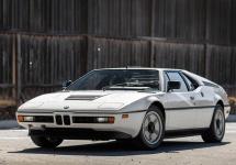 Un rar exemplar BMW M1 va fi scos la licitație pe data de 10 decembrie în New York
