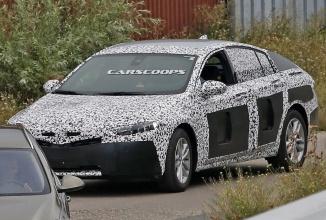 Opel Insignia 2017 vine cu un şasiu mai amplu, dar greutate mai scăzută