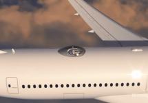 Cea mai nouă fiţă a călătoriei cu avionul: scaune deasupra avionului într-un habitaclu special (Video)
