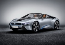 BMW i8 Spyder confirmat de către CEO-ul BMW; E mai mult decât un concept!