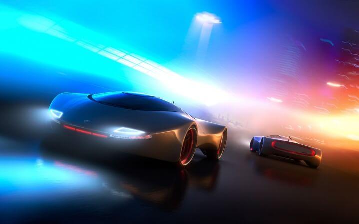 Concept masina viitorului